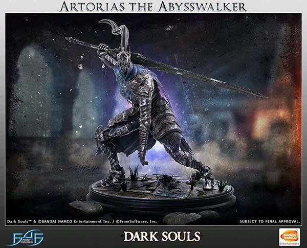 DARK SOULS - Artorias the Abysswalker Statue - 53cm
