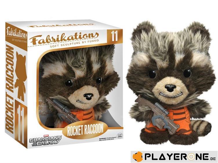Funko Fabrikations - 011 : Rocket Racoon