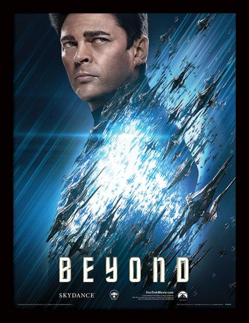STAR TREK BEYOND - Collector Print HQ 32X42 - Bones