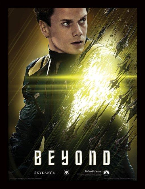 STAR TREK BEYOND - Collector Print HQ 32X42 - Chekov