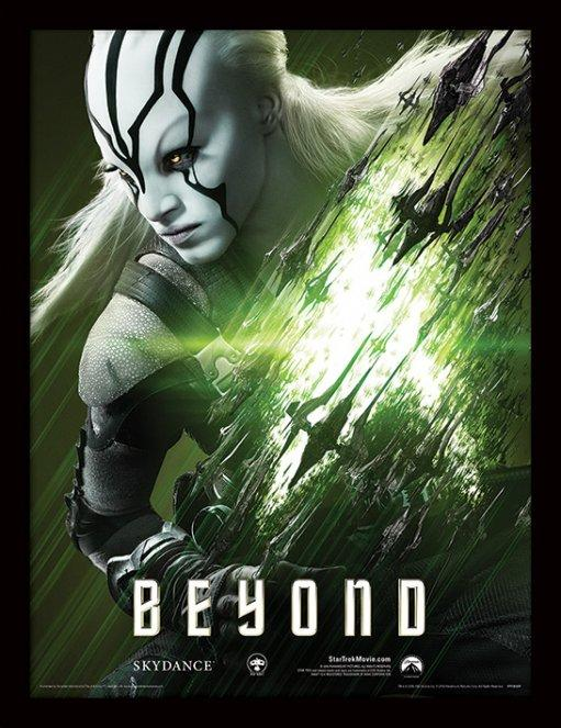 STAR TREK BEYOND - Collector Print HQ 32X42 - Jaylah