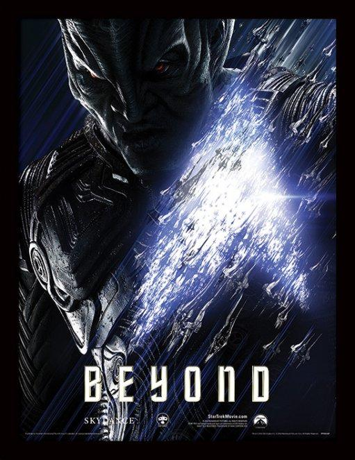 STAR TREK BEYOND - Collector Print HQ 32X42 - Krall