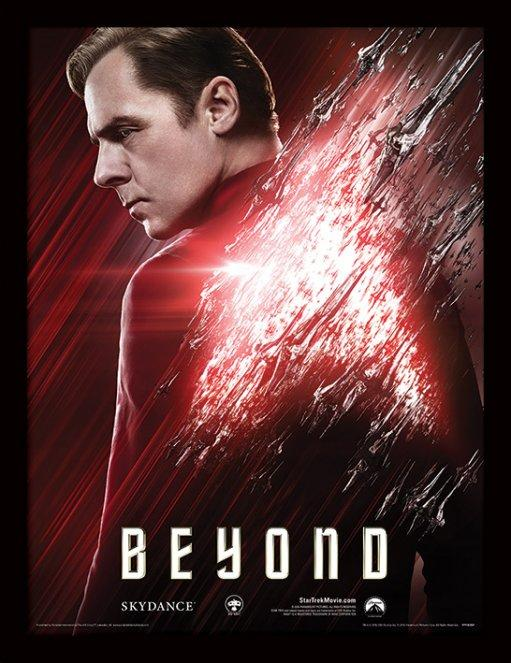 STAR TREK BEYOND - Collector Print HQ 32X42 - Scotty