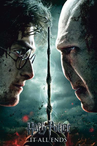 HARRY POTTER - Poster 61X91 - Part 2 Teaser