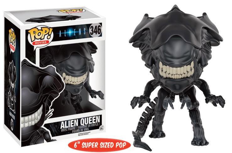 ALIENS - Bobble Head POP N° 346 - Alien Queen OVERSIZE