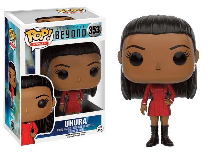 STAR TREK BEYOND - Bobble Head POP N° 353 - Uhura