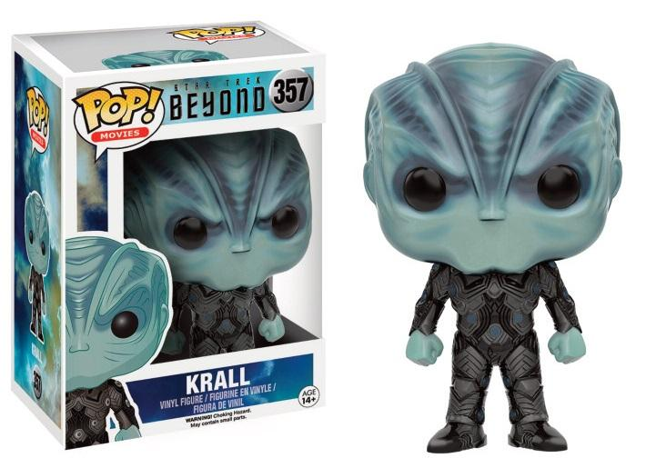 STAR TREK BEYOND - Bobble Head POP N° 357 - Krall