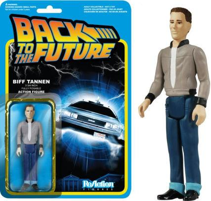 BACK TO THE FUTURE - Reaction Figures - Biff Tannen - 10Cm_1