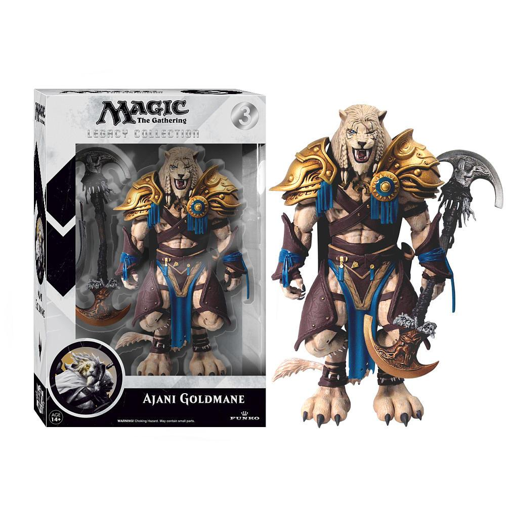 MAGIC - Legacy Action Figure Planeswalkers - Ajani Goldmane - 15Cm