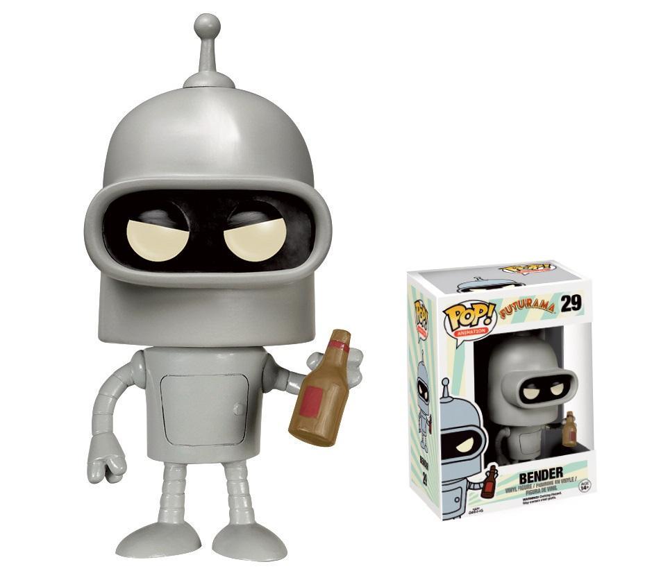 FUTURAMA - Bobble Head POP N° 29 - Bender