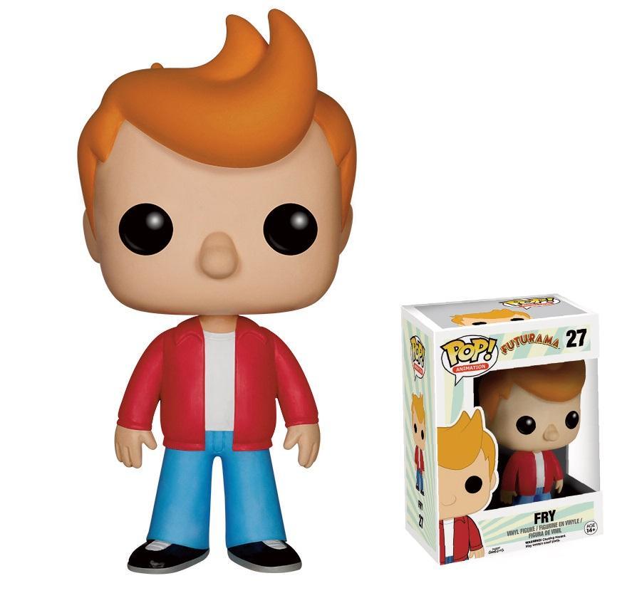 FUTURAMA - Bobble Head POP N° 27 - Fry