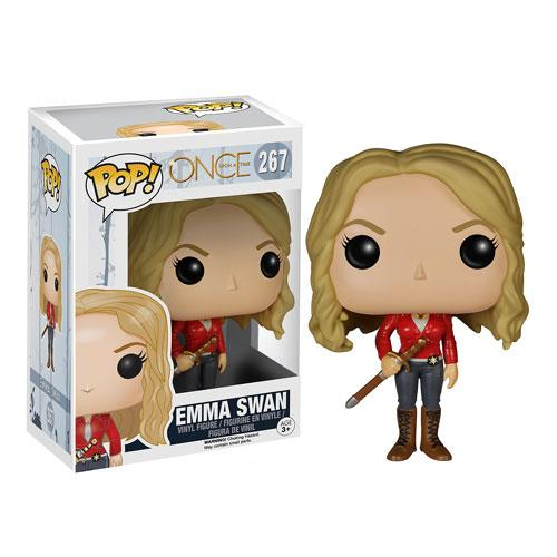 ONCE UPON A TIME - Bobble Head POP N° 267 - Emma Swan