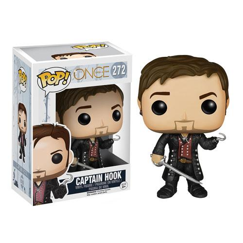 ONCE UPON A TIME - Bobble Head POP N° 272 - Hook