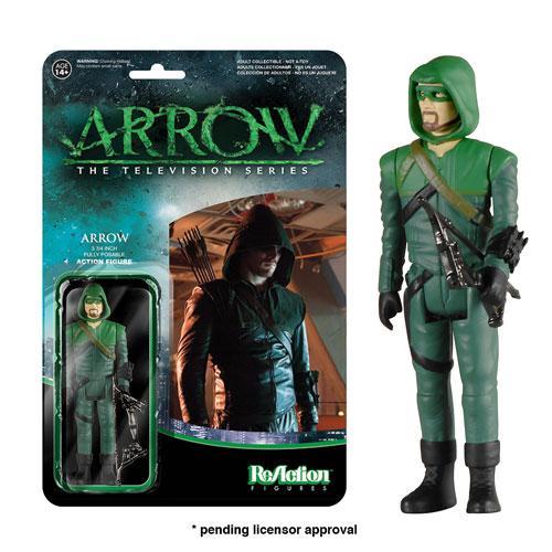 ARROW - Reaction Figures - Arrow - 10Cm