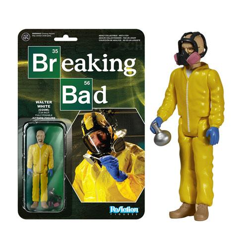 BREAKING BAD - Reaction Figures - Walter White in Coke Suit - 10Cm