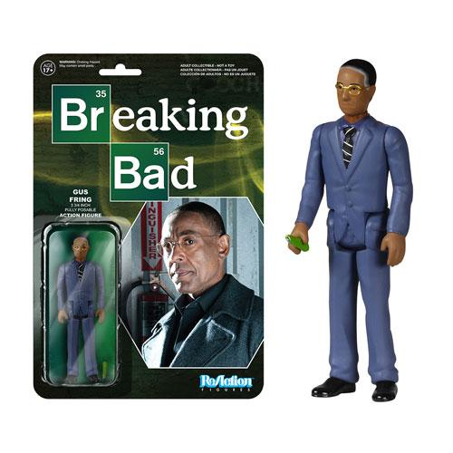 BREAKING BAD - Reaction Figures - Gus Fring - 10Cm