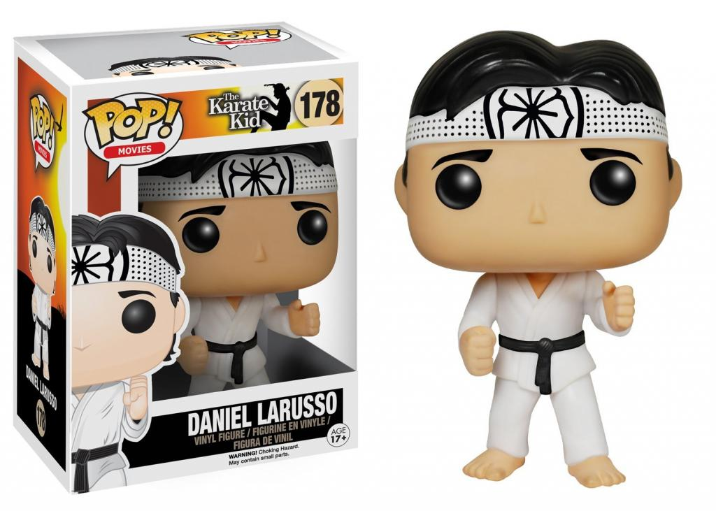KARATE KID - Bobble Head POP N° 178 - Daniel Larusso
