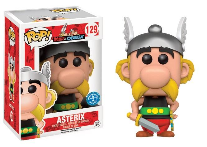 ASTERIX & OBELIX - Bobble Head POP N° 129 - Asterix