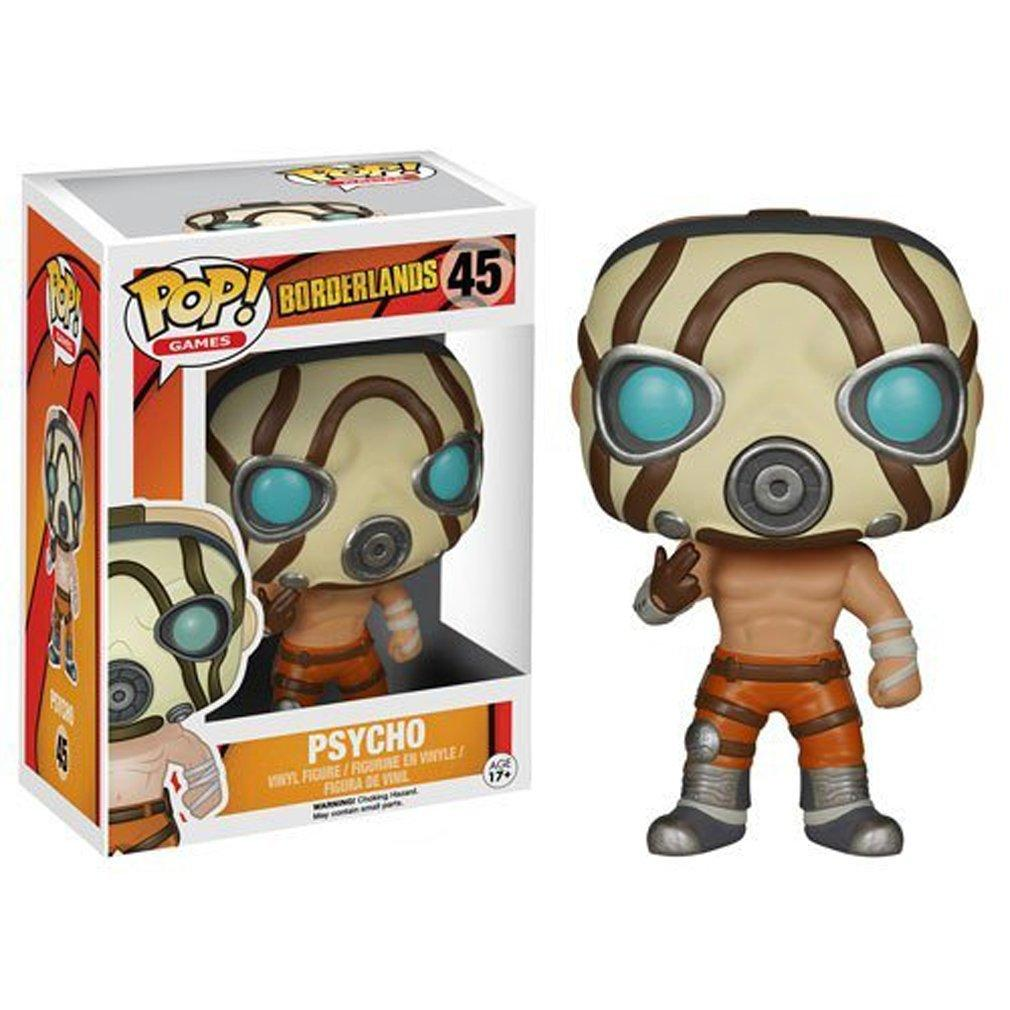 BORDERLANDS - Bobble Head POP N° 45 - Psycho