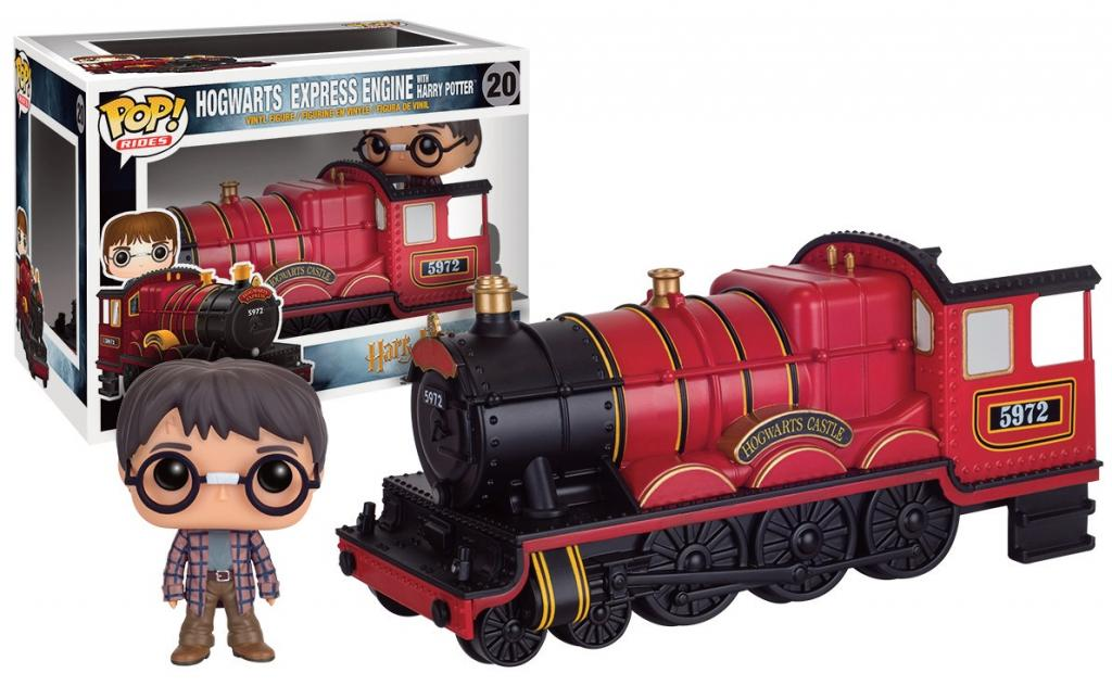 HARRY POTTER - Bobble Head POP N° 20 - Hogwarts Express Engine