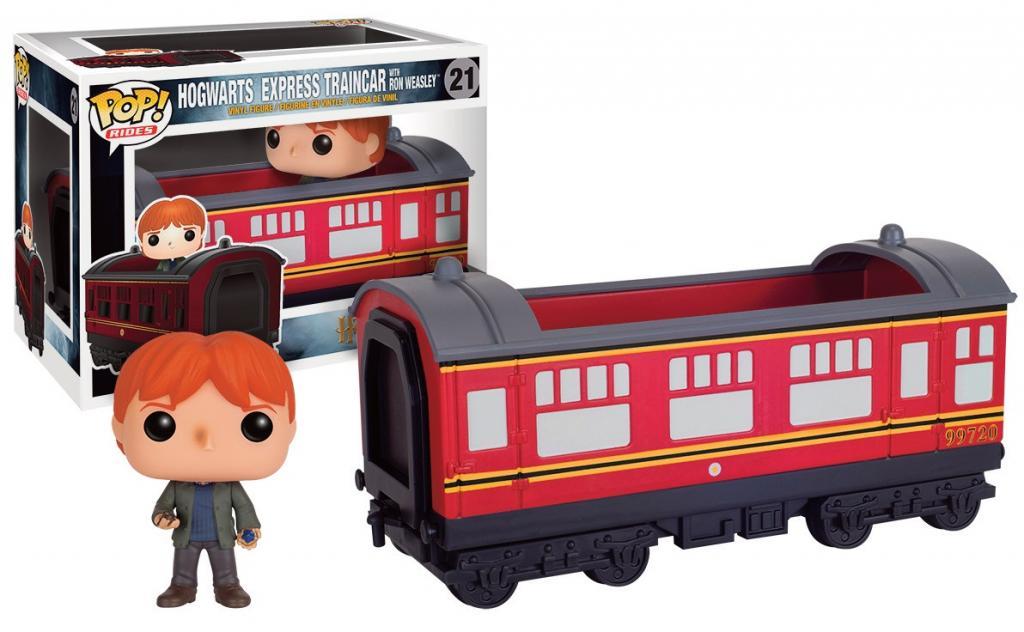 HARRY POTTER - Bobble Head POP N° 21 - Hogwarts Express Traincar 2