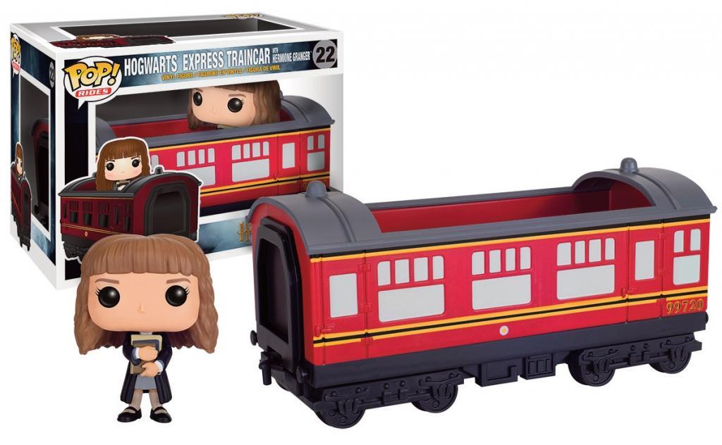 HARRY POTTER - Bobble Head POP N° 22 - Hogwarts Express Traincar 1