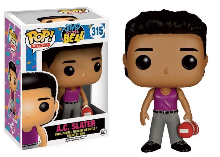 SAVED BY THE BELL - Bobble Head POP N° 315 - A.C. Slater