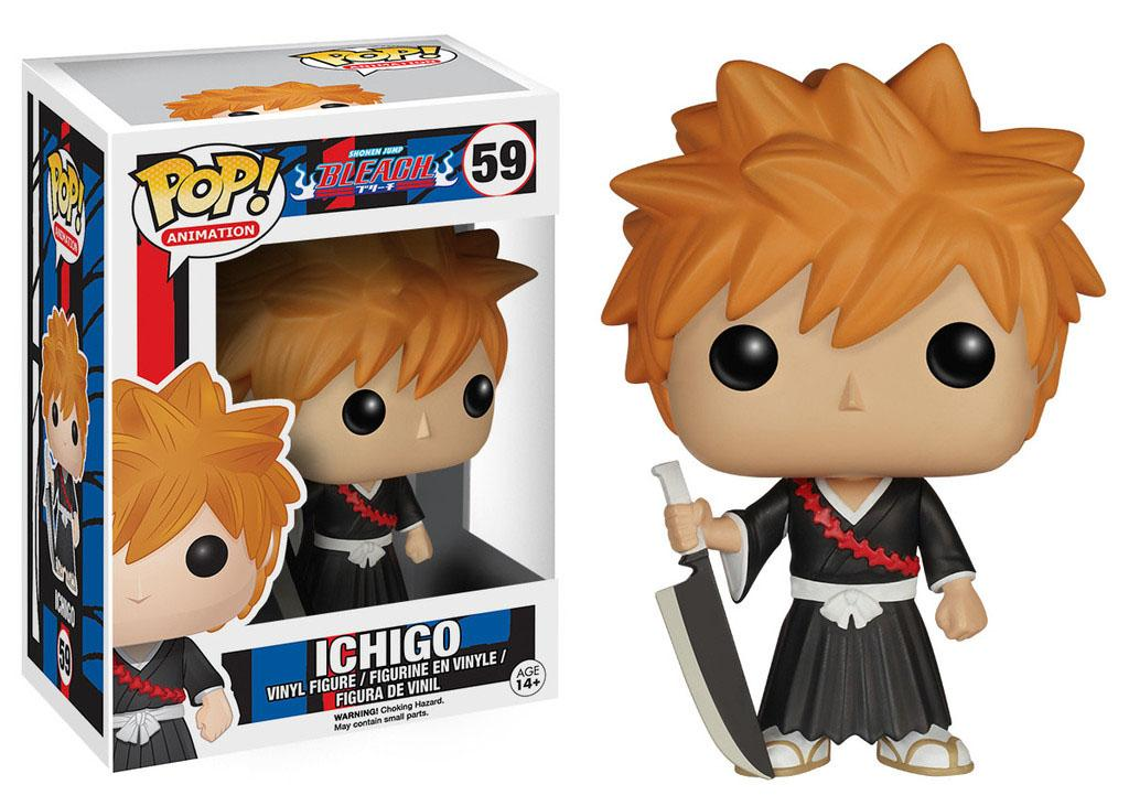 BLEACH - Bobble Head POP N° 59 - Ichigo