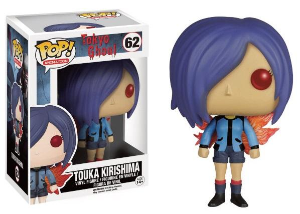 TOKYO GHOUL - Bobble Head POP N° 62 - Touka Kirishima