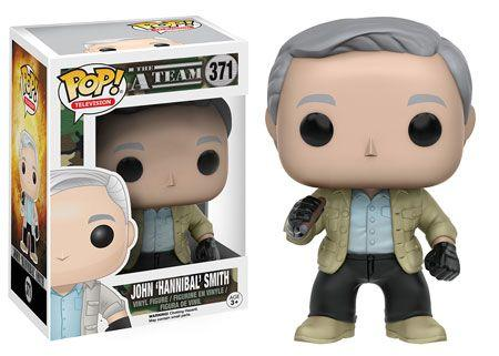 THE A-TEAM - Bobble Head POP N° 371 - John 'HANNIBAL' Smith