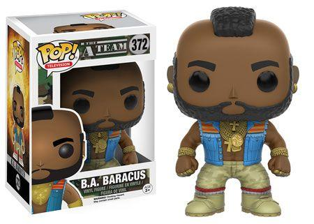 THE A-TEAM - Bobble Head POP N° 372 - Baracudas
