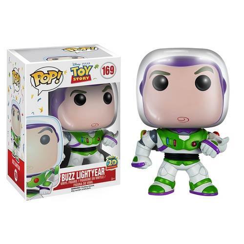 DISNEY - Bobble Head POP N° 169 - Buzz Lightyear - Toy Story