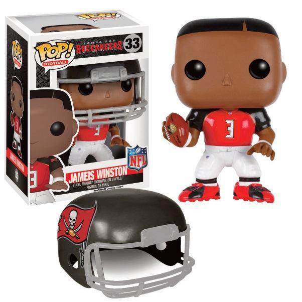 NFL - Bobble Head POP N° 33 - Jameis Winston