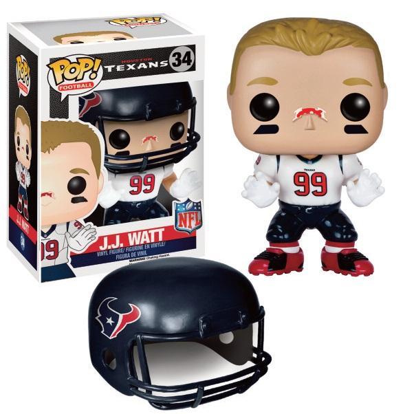 NFL - Bobble Head POP N° 34 - JJ Watt