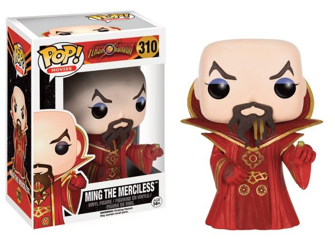 FLASH GORDON - Bobble Head POP N° 310 - Ming the Merciless