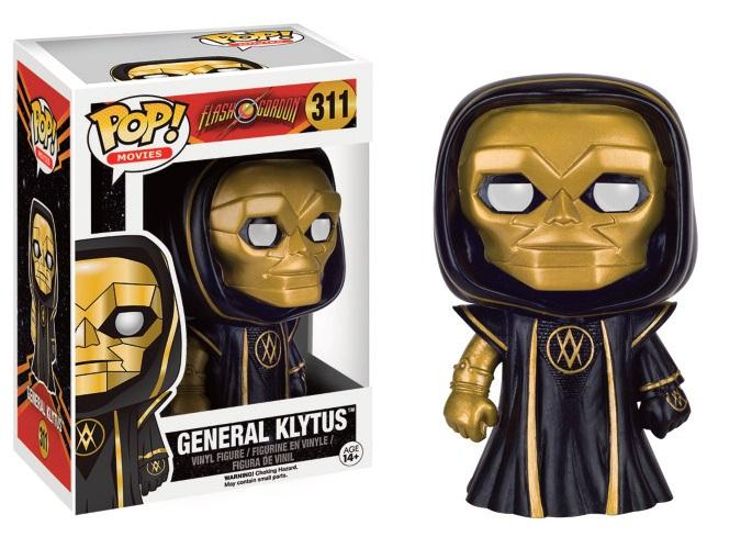 FLASH GORDON - Bobble Head POP N° 311 - General Klytus