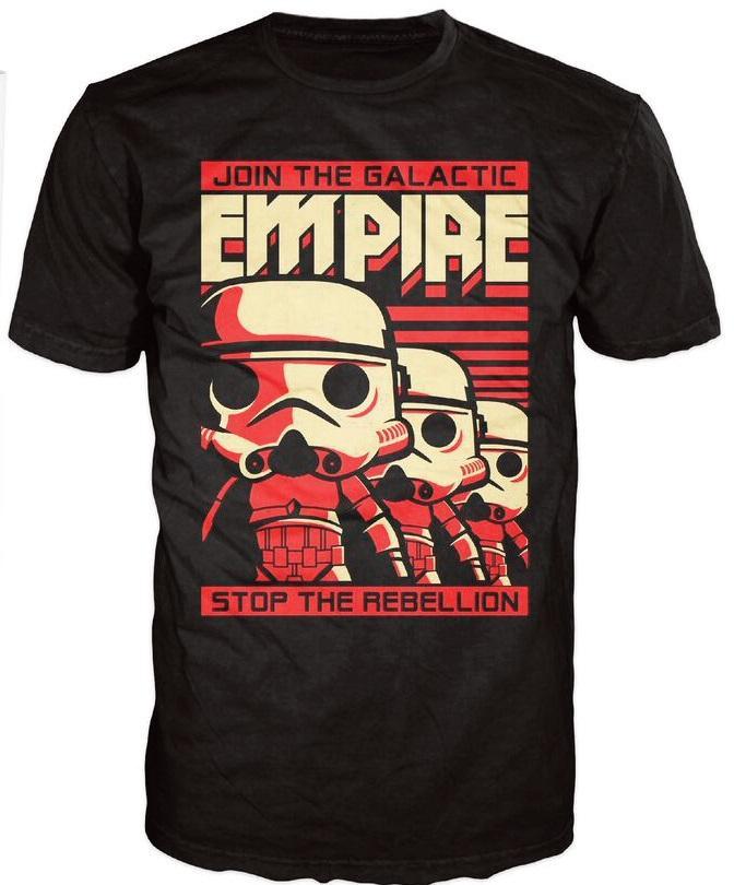 STAR WARS - T-Shirt POP - Stormtrooper (XL)_1