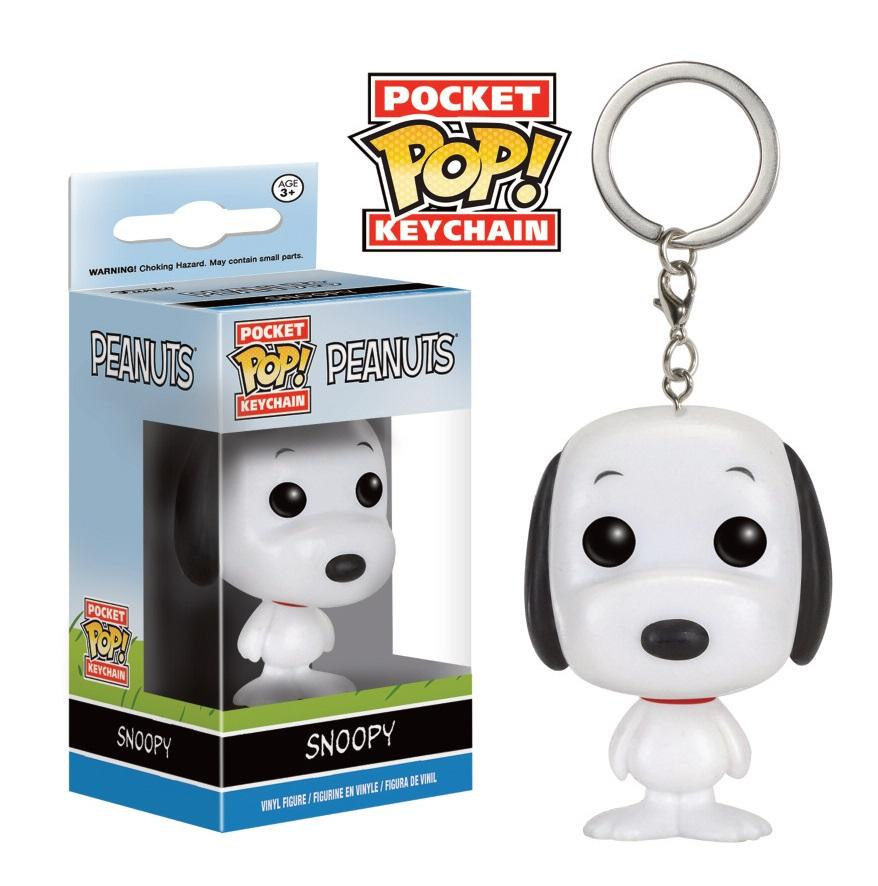 Pocket Pop Keychains : Peanuts - Snoopy