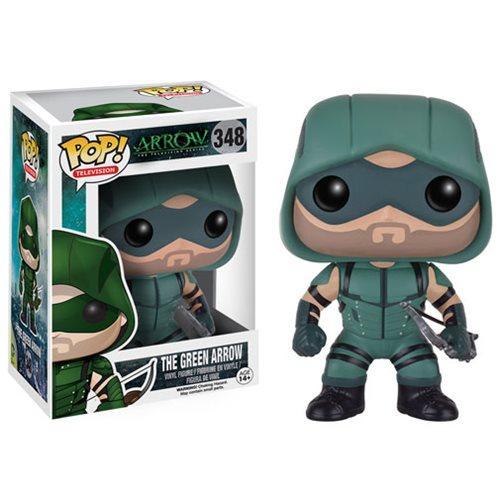 ARROW - Bobble Head POP N° 348 - The Green Arrow