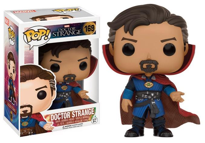 MARVEL - Bobble Head POP N° 169 - Doctor Strange