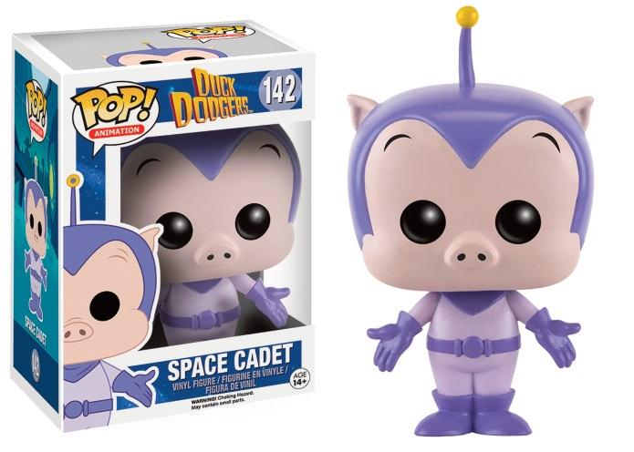 CARTOONS - Bobble Head POP N° 142 - Duck Dodgers Space Cadet