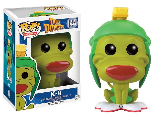 CARTOONS - Bobble Head POP N° 144 - Duck Dodgers K-9
