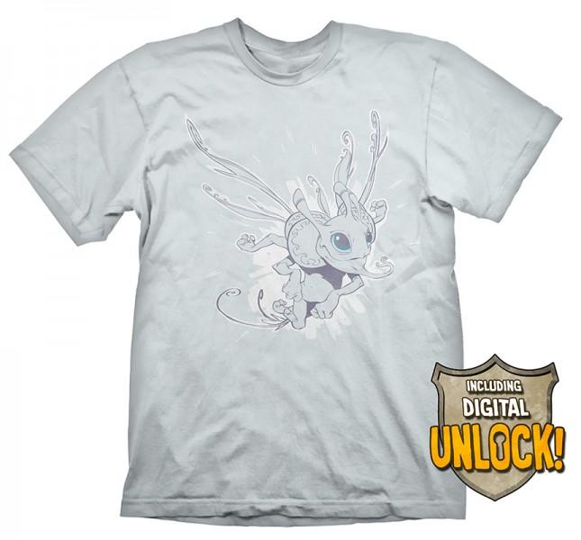 DOTA 2 - T-Shirt Puck Men + Ingame Code (L)
