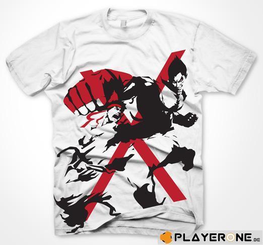 STREET FIGHTER X TEKKEN - True Clash (L)