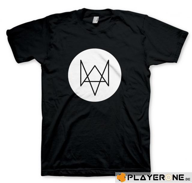 WATCH DOGS - T-Shirt Fox (L)