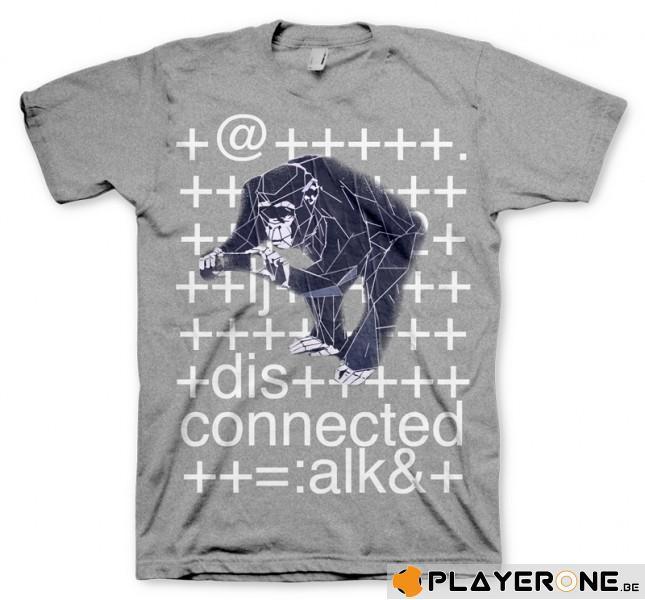 WATCH DOGS - T-Shirt Monkey (L)