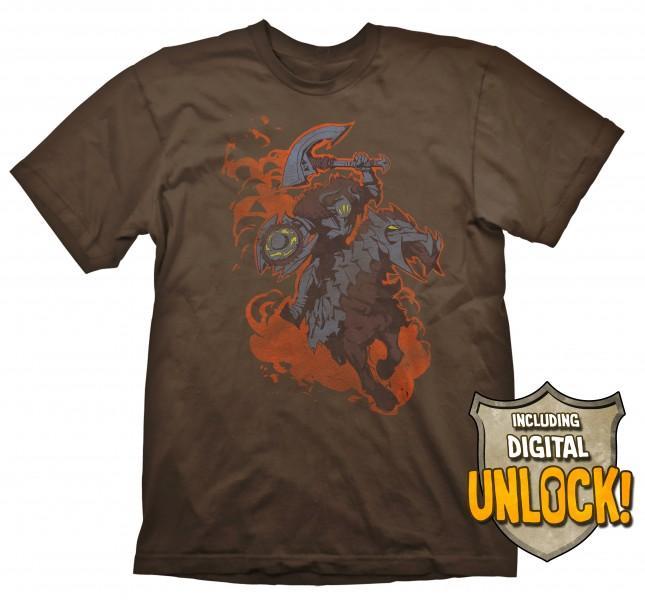 DOTA 2 - T-Shirt Chaos Knight + Ingame Code (L)
