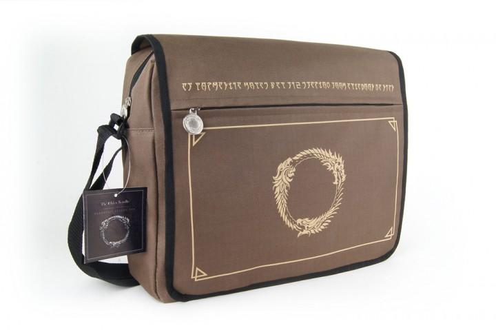 THE ELDER SCROLLS ONLINE - Messenger Bag - Ourobouros
