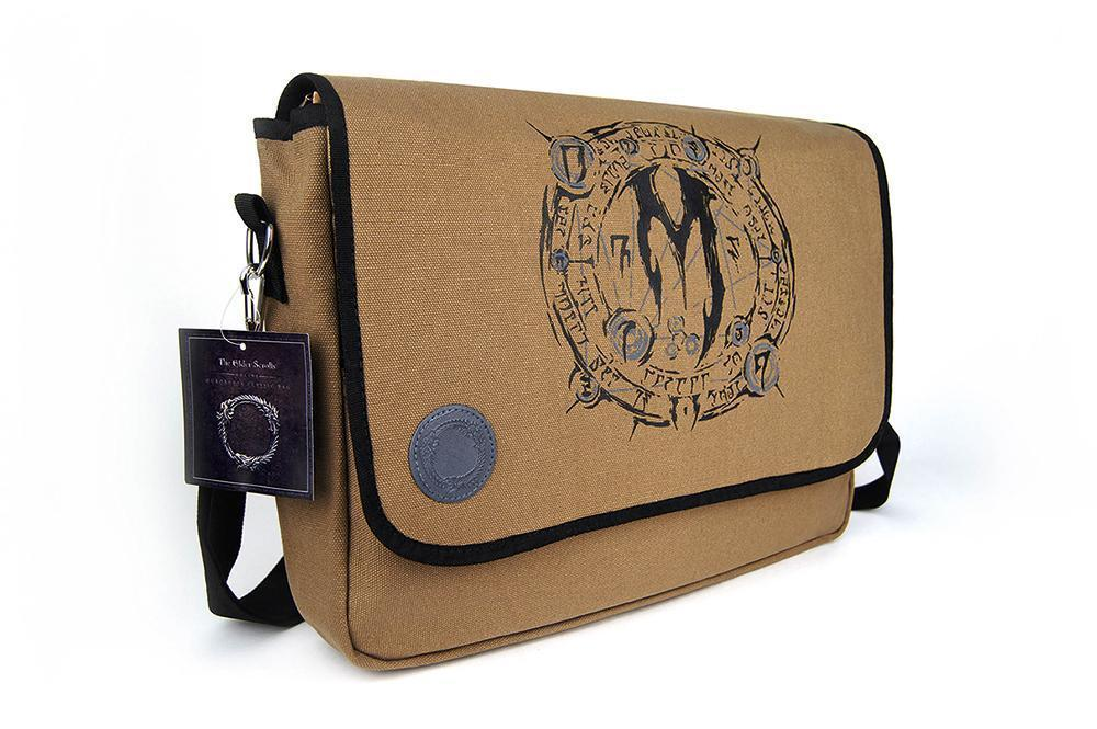 THE ELDER SCROLLS ONLINE - Messenger Bag - Canvas Sigli Pouch