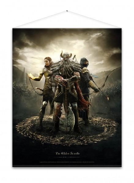 THE ELDER SCROLLS ONLINE - WallScroll 77X100 - Legends